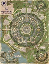 T.E.S. IV Imperial City by SamOfSuthSax