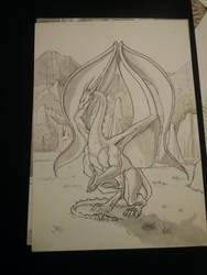 Dragon Deslane by chanone
