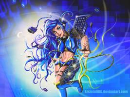 Usb Girl by Kislota666