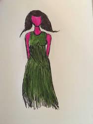 Pink Lady by Davidord27027