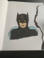 Batman  by Davidord27027