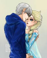 Jelsa - True love by Ebiko-chan