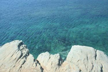 Blue coast by Dolguldur
