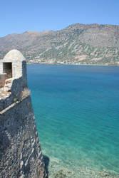 Cretan fortress by Dolguldur