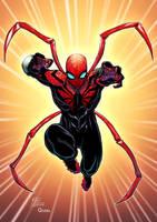 Superior Spider-man by DanOlvera