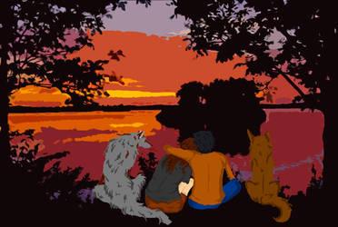 Wolf Love by Nicki95