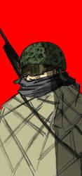 Soldier by AxelBorsch