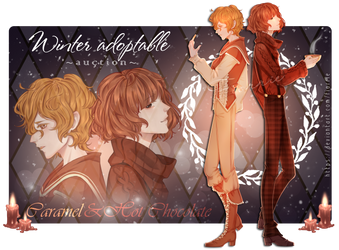 December Adoptables #1-2 ~AUCTION~ [CLOSED] by Fiorrie
