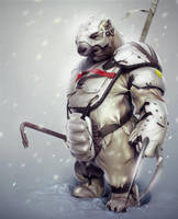Northern Warrior by Ggalero