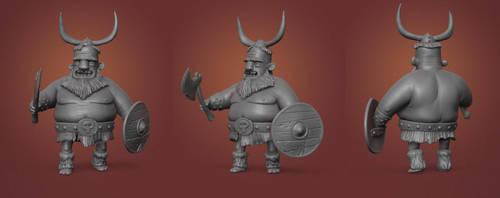 Viking by Ggalero