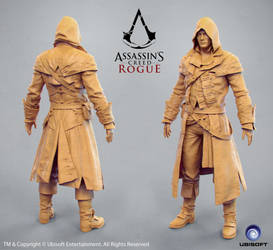 Shay Assassin by Ggalero