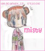 Misty Fashion by HazelIzuki
