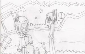 'Small' Accident by HazelIzuki