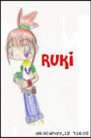 Ruki by HazelIzuki