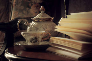 cup of tea ! by bantubooy