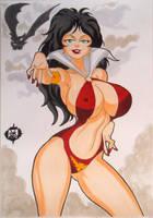 Vampirella by SSaruman
