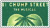 21 chump street stamp by tinypineapples