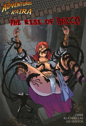 TAoK: The Rise of Bacco - Cover Page by drb7364