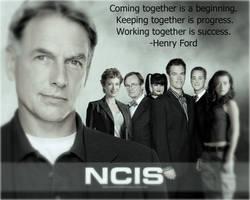 NCIS Team by calceil