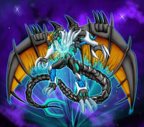 [C] YGO The Knordust Dragon by ArkaDark