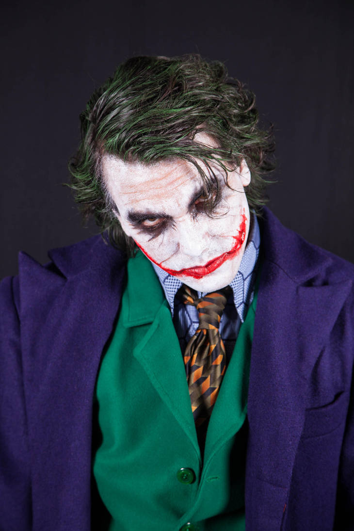 Why so Serious? :) by edWRd-Cosplay