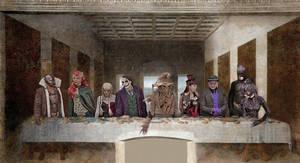 The Last Supper in Gotham by edWRd-Cosplay