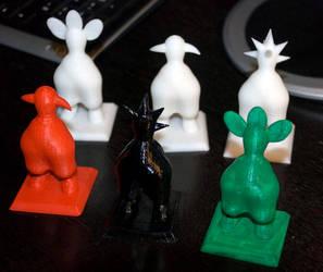 Designer Trolls by ArtOrca