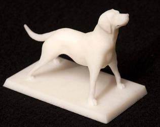 Happy dog by ArtOrca