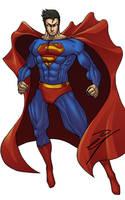 Superman by ejslayer