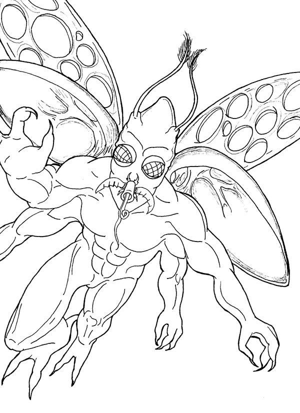 Ladies' Mantis by 2138