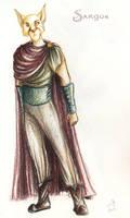 Sargon by snow-jemima