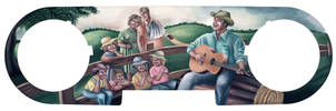 Sing Me Something Country by trivostudio