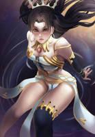 FGO Ishtar by Galakushi