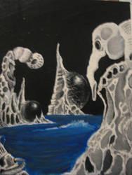 condamelephantal universe by Canvasharris
