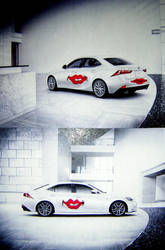 LEXUS LIPS by LauranChilds