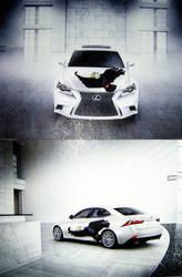 Lexus Eagle by LauranChilds