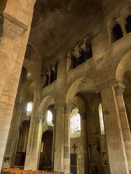 Eglise Saint-Saturnin 04 by mekheke