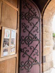 Eglise Saint-Saturnin 08 - Door Details by mekheke