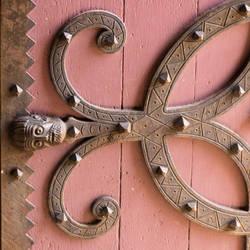 Eglise Saint-Saturnin 10 - Door Details by mekheke