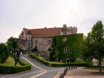 Chateau de Saint-Saturnin by mekheke