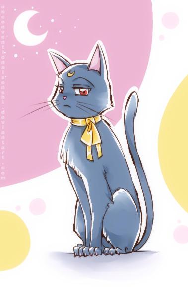 Luna by unconventionalsenshi