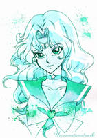 Blue Lagoon by unconventionalsenshi