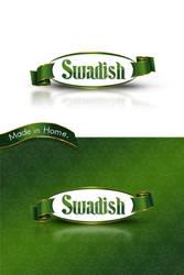 Swadish Logo by workstation