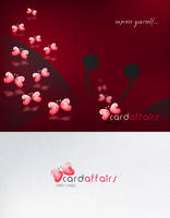 card affairs logo by workstation