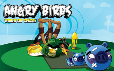 Angry Birds World Cup Season by workstation