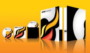 Tensports CD Jacket, Folders 1 by workstation