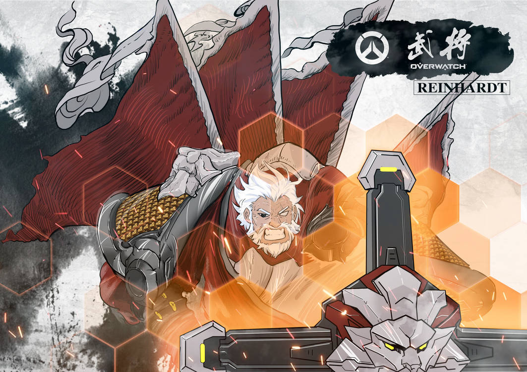 Lunar Year 2019 Overwatch