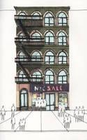 New York Street 02 by EstebanZzZ