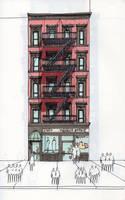 New York Street 03 by EstebanZzZ