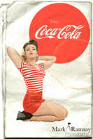 Enjoy Coke by Film-Exposed